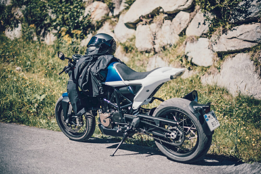 Husqvarna Motorcycles has released its 2020 Pursuit street-gear collection, which is made exclusively for Husqvarna Motorcycles by Rev'It.