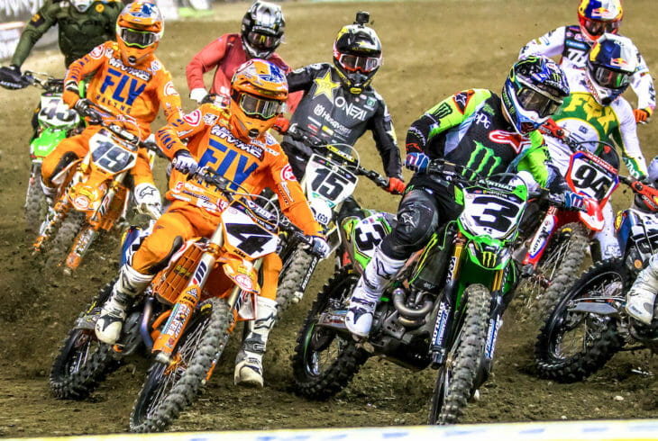 2020 Seattle Supercross Canceled