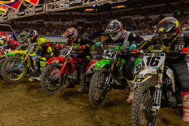 2020 Supercross Schedule Update