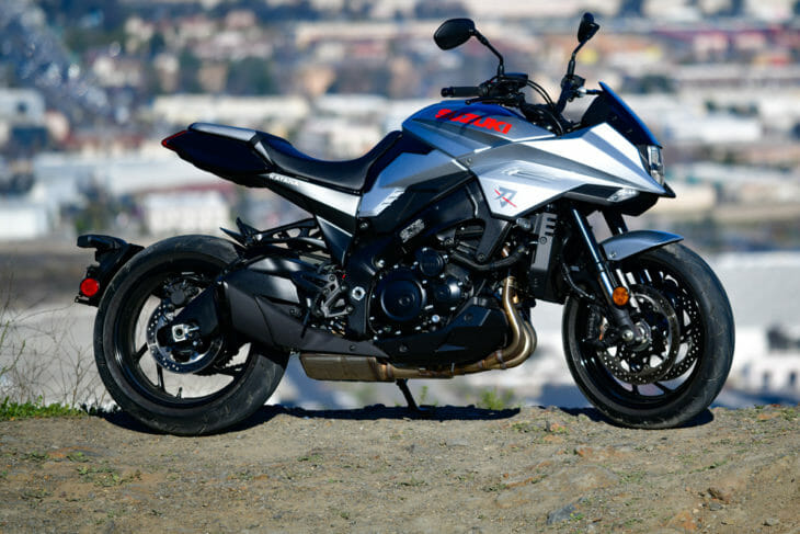 For the 2020 Suzuki Katana review, we spent the last couple of months with this new machine to find out if it lives up to its name.