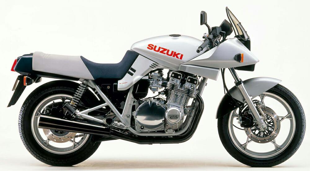 Suzuki Katana in 1982