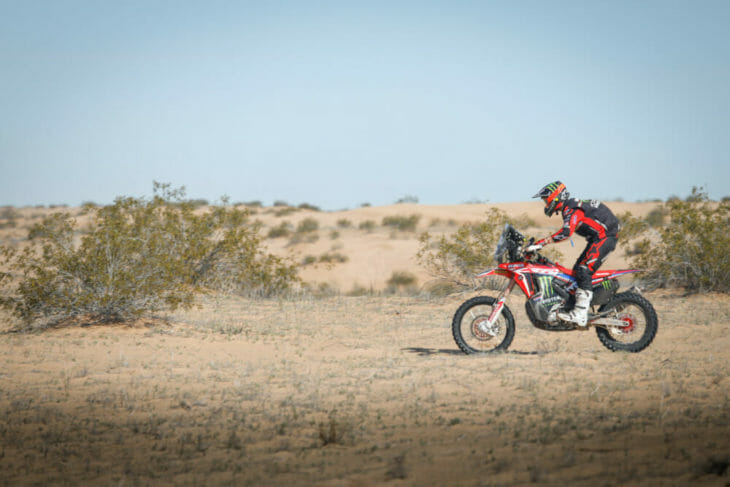 2020 Sonora Rally Results Stage Five Brabec