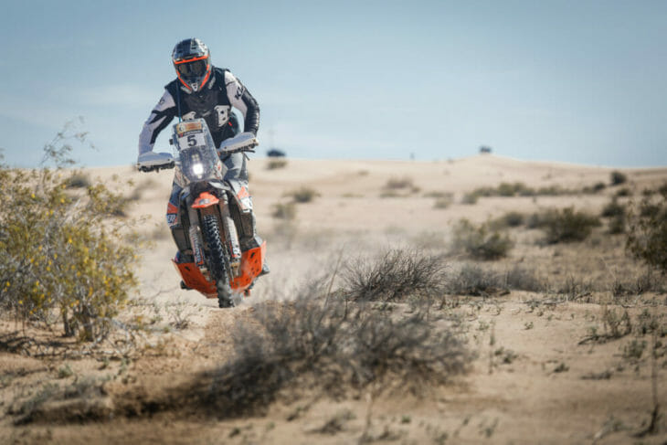 2020 Sonora Rally Results Stage Five Wes VanNieuwenhuise