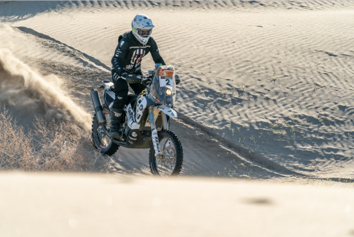 2020 Sonora Rally Results Stage Three Howes