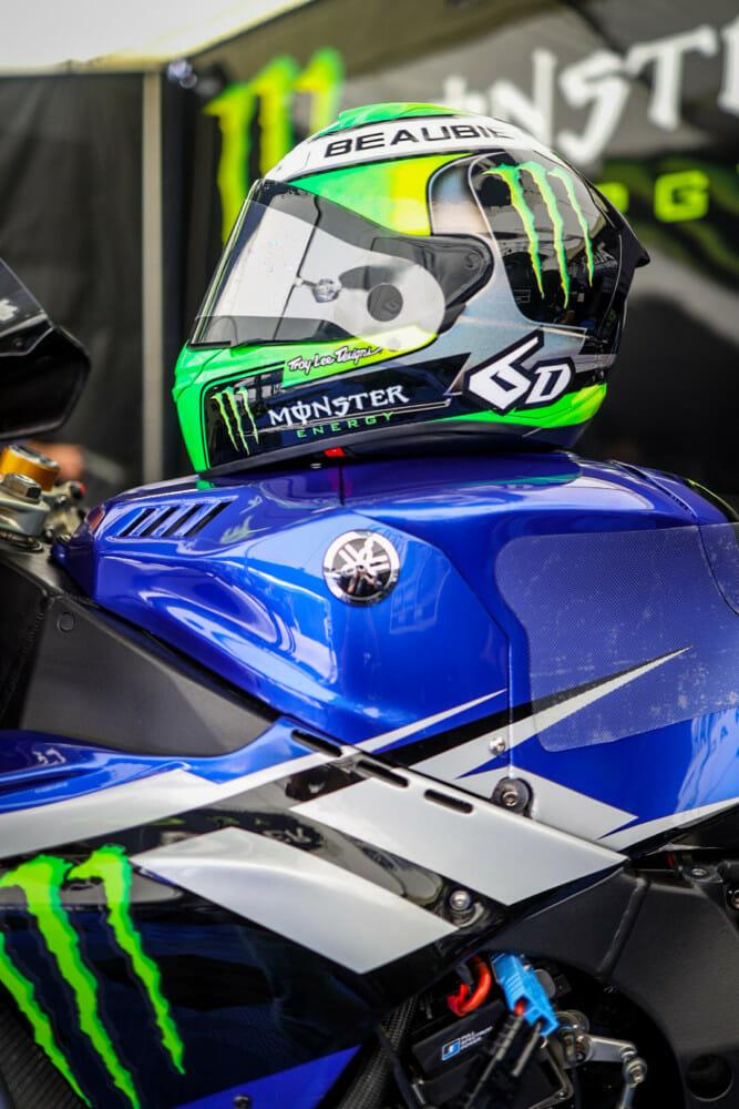 6D Helmets announces partnership with Cameron Beaubier