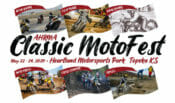 AHRMA Classic MotoFest at Heartland Motorsports Park