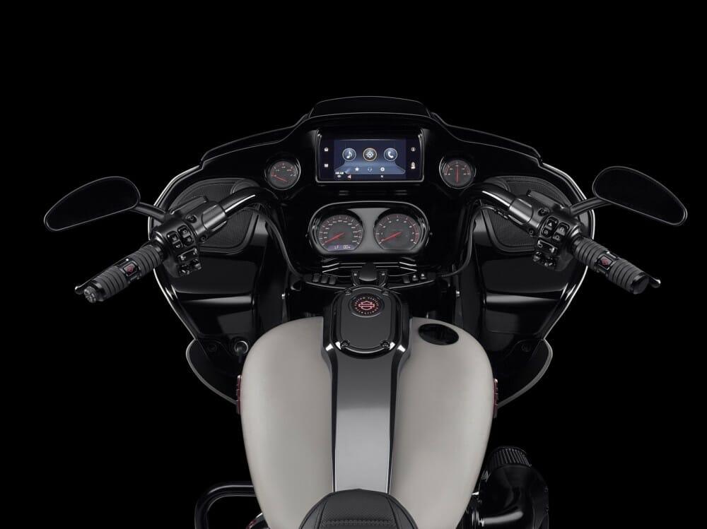 Harley-Davidson Android Audio