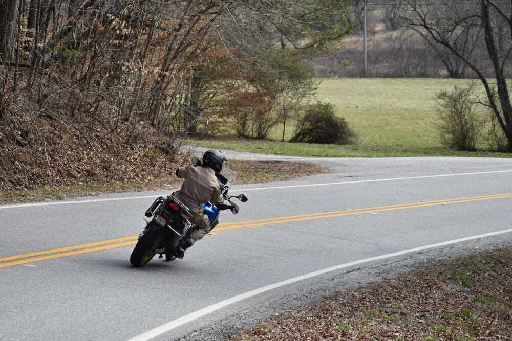 The Continental ContiTrailAttack 3 are 90/10 street/dirt tires and are made specifically for heavy adventure motorcycles.