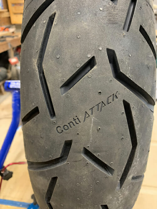 Continental ContiTrailAttack 3 Tires Product Review