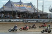 American Flat Track and Cycle Gear Renew Partnership for 2020