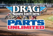 Drag Specialties & Parts Unlimited Renew as Official Powersports Distributor of American Flat Track