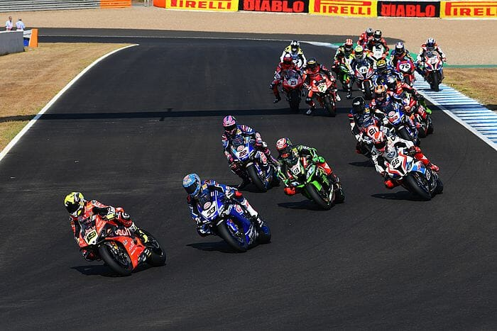 WorldSBK at Jerez and Magny-Cours move to October