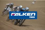 Falken Tires Named Official Light Truck Tire of American Flat Track
