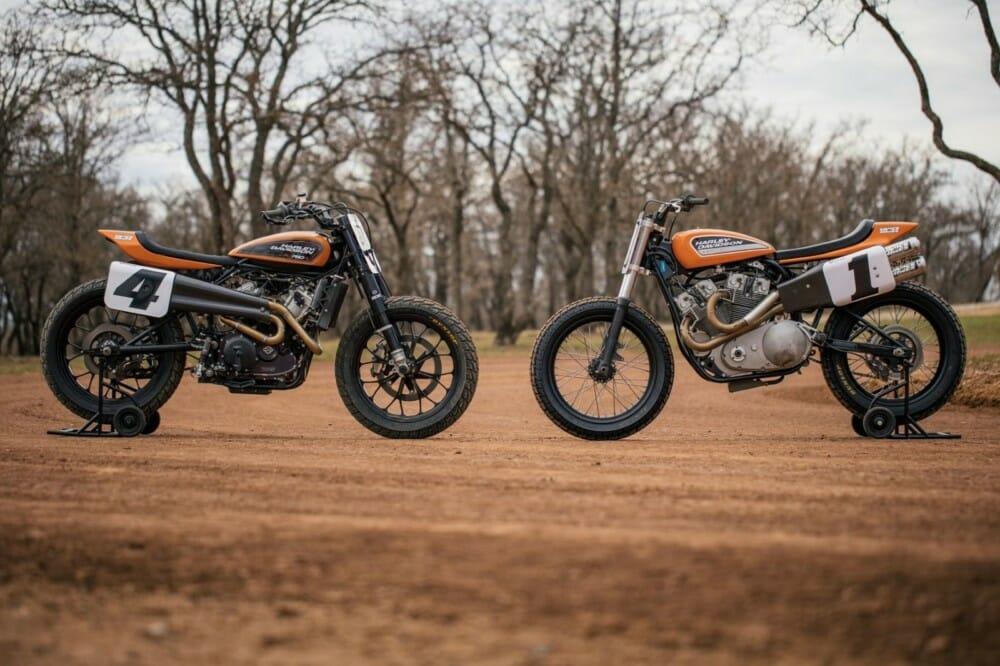 Harley-Davidson Celebrates 50th Anniversary of XR750