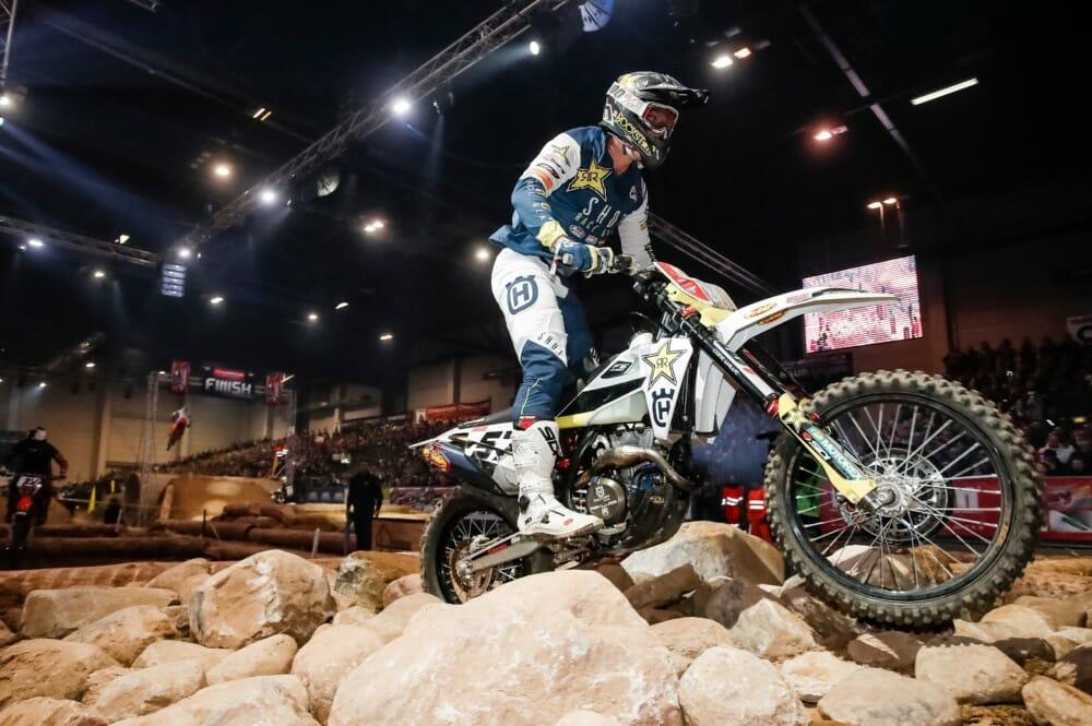 Billy Bolt Interview | 2020 SuperEnduro World Champion
