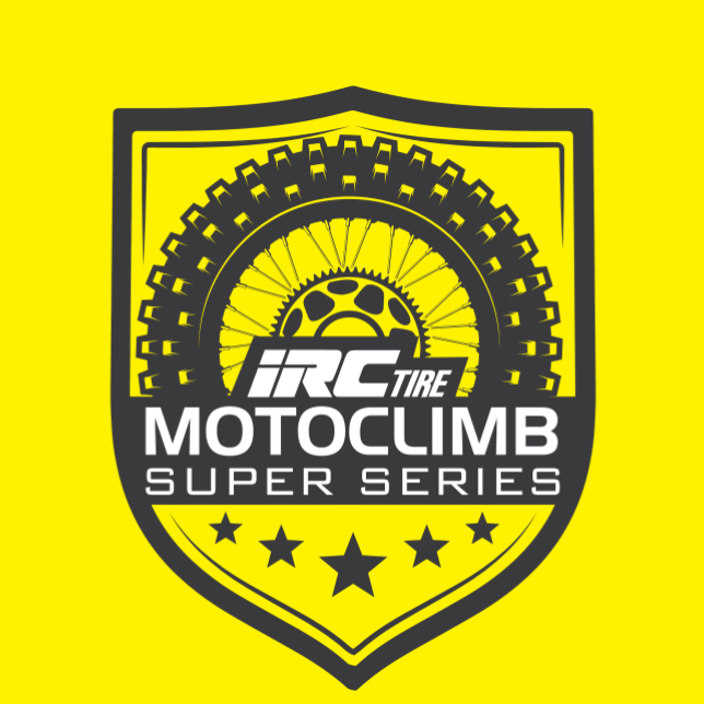 IRC Motoclimb Super Series logo