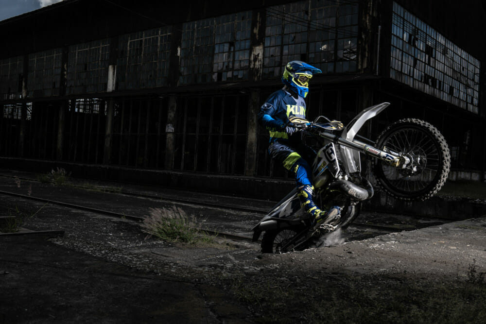 Klim Updated Off-Road Gear
