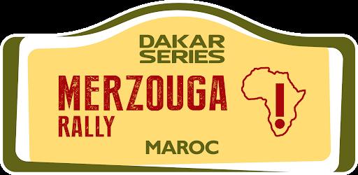 Merzouga rally logo