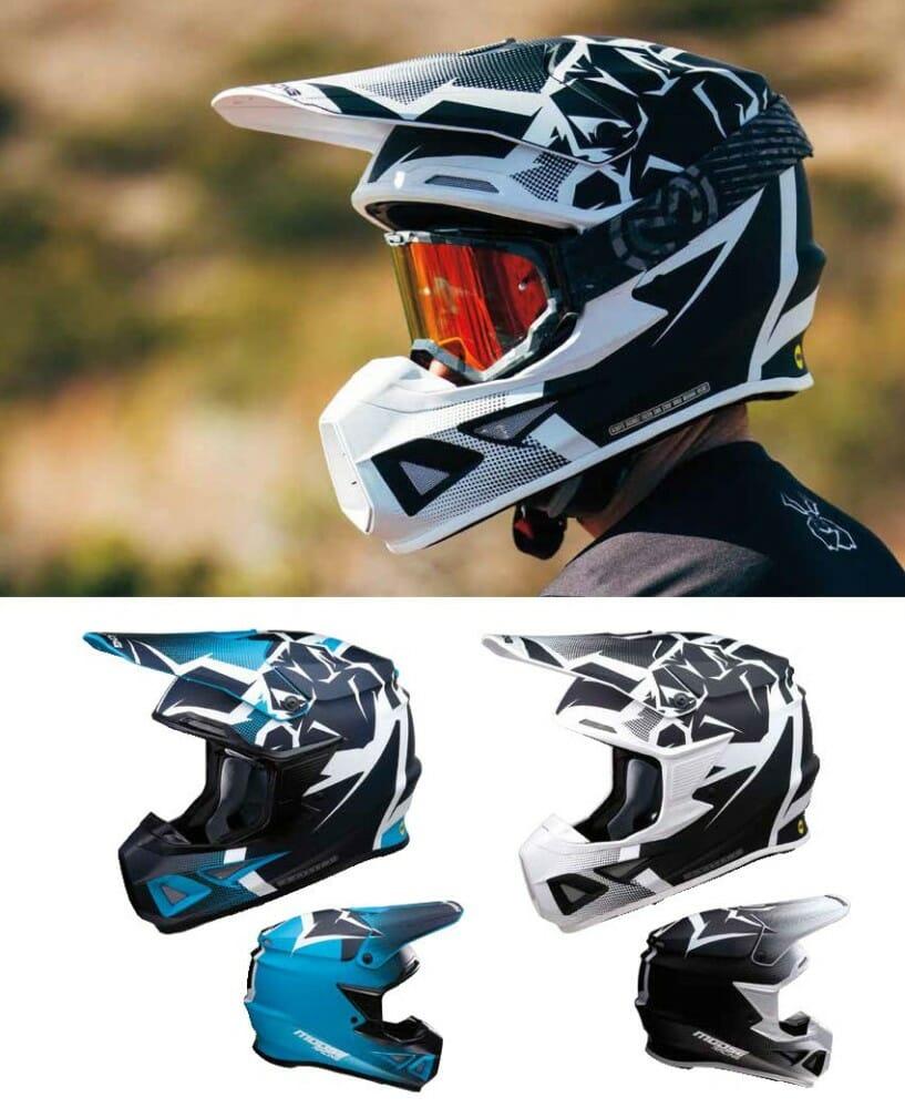 Moose Racing Agroid F.I. Helmet