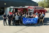 Motion Pro Fundraiser Helps Local Fire Protection District