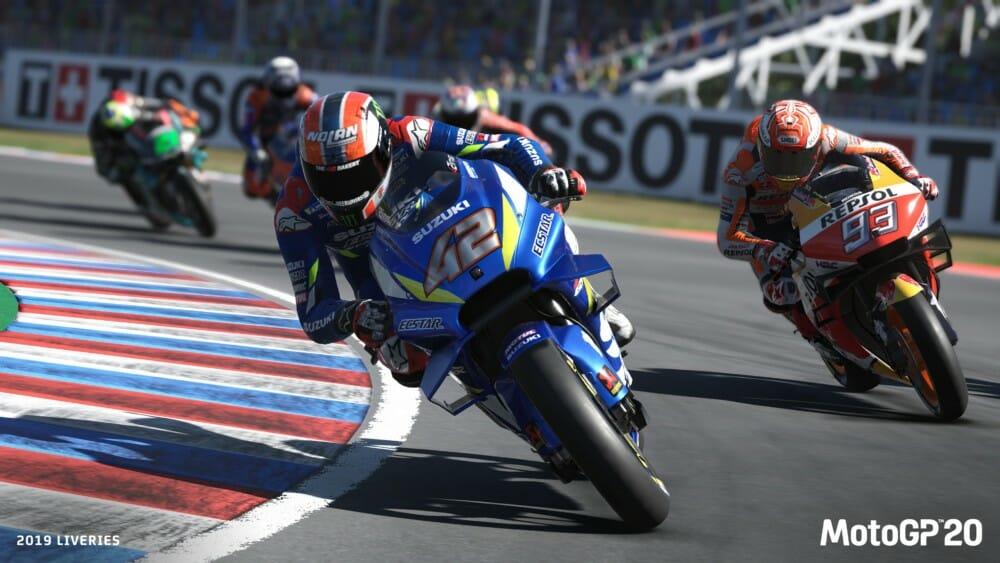 MotoGP 20 Videogame