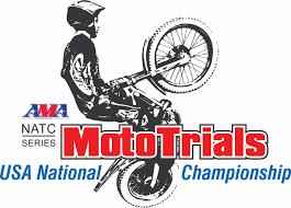 NATC MotoTrials Logo