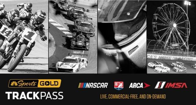 TrackPass on NBC Sports Gold Brings Free AFT Racing Content to Fans