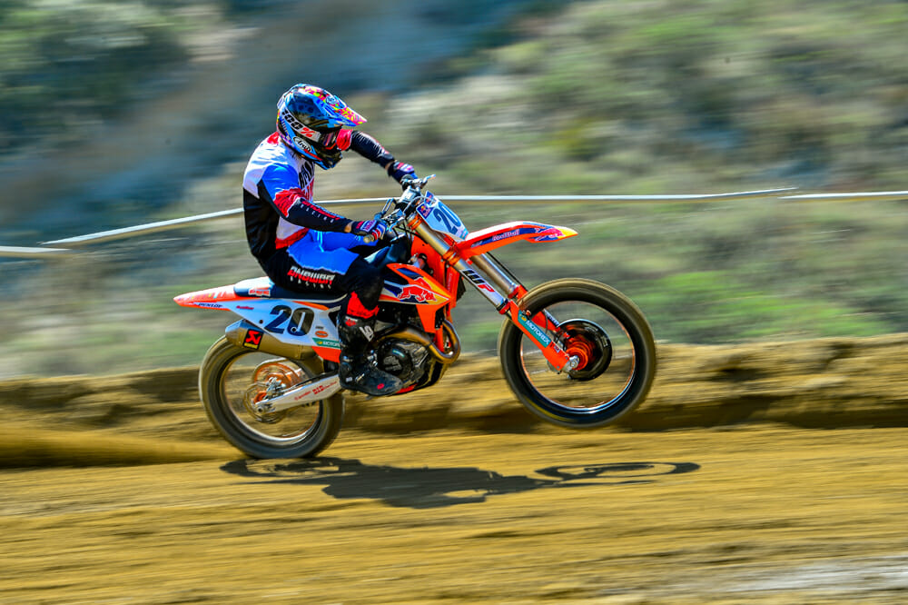 2020 KTM 450 SX-F Factory Edition Review   We give the new KTM 450 SX-F Factory Edition a ride