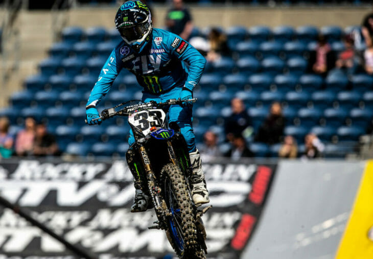 Seattle Supercross Results 2019