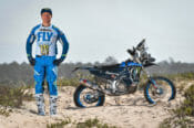 Short Joins Monster Energy Yamaha Rally Team