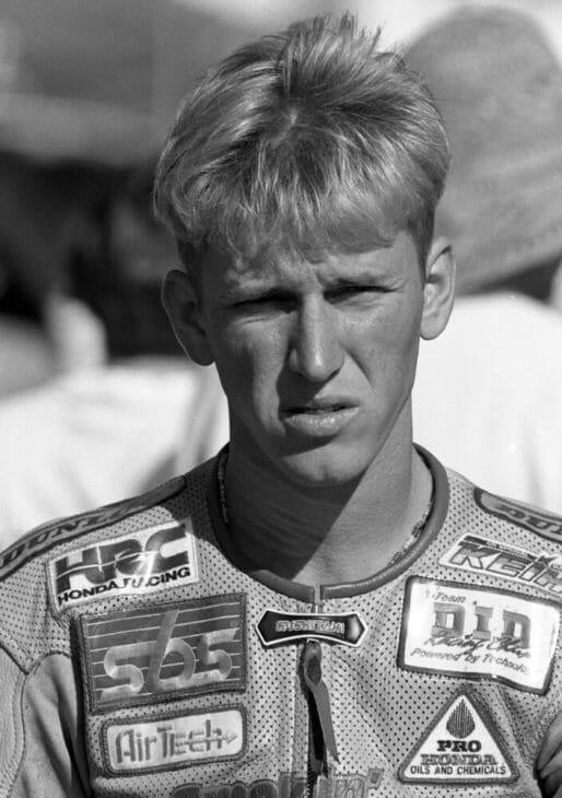 Mike Smith. (Henny Ray Abrams photo)