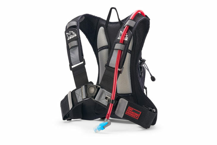 USWE Airborne3 Hydration Backpack front view