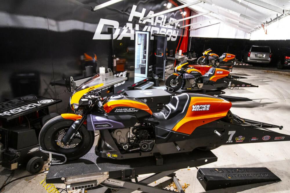 Vance & Hines Kicks off 2020 Racing Season with Talented Riders, Updated Equipment