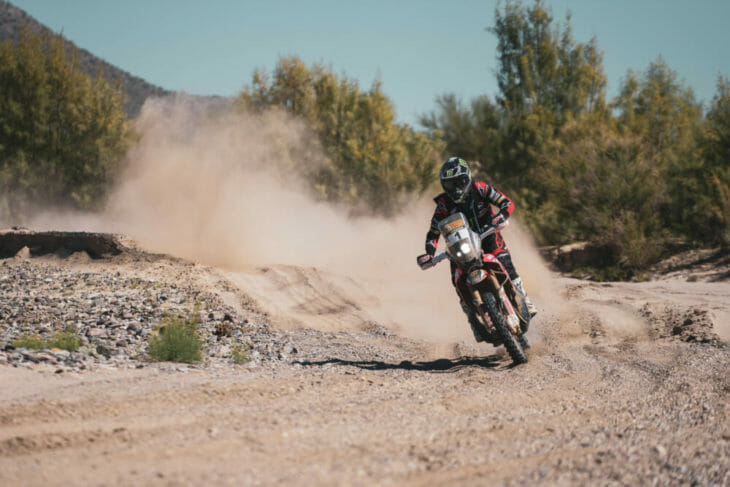 2020 Sonora Rally Results Stage Two Brabec