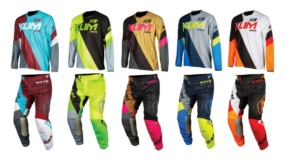 Klim XCLite Off-Road Gear