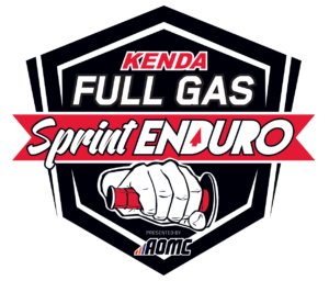 full gas sprint enduro Logo