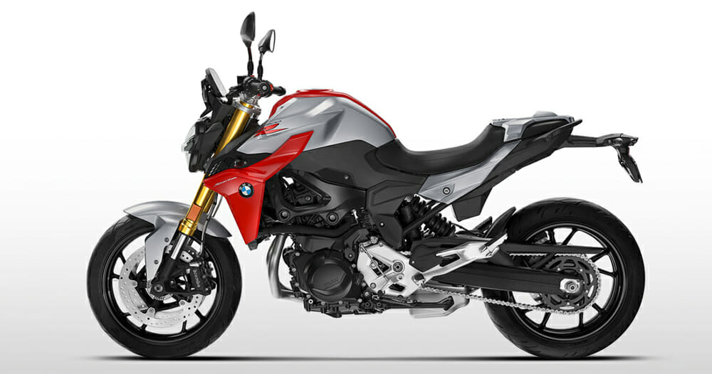 2020 BMW F 900 R Specifications