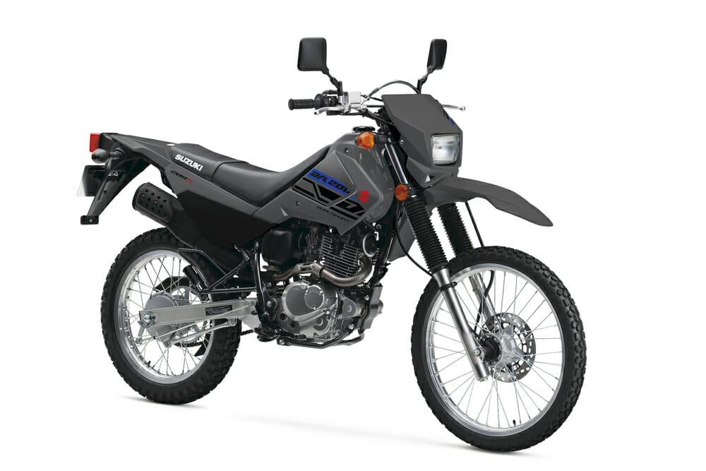 2020 Suzuki DR200S Specifications