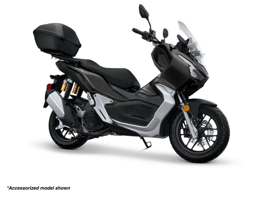 2021 Honda ADV150 Accessorized