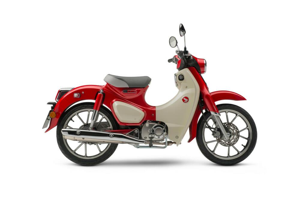 2021 Honda Super Cub C125 ABS