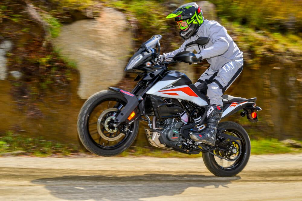 KTM 390 Adv Review - BIKERGLORY