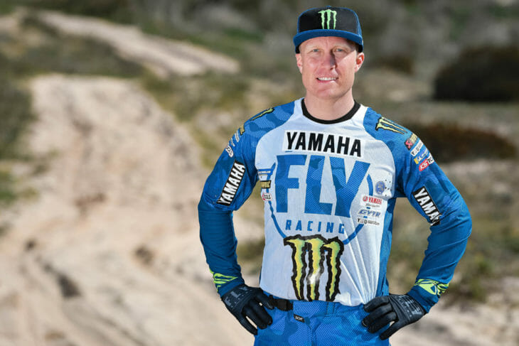 Motocrosser-Turned-Rally-Racer Andrew Short
