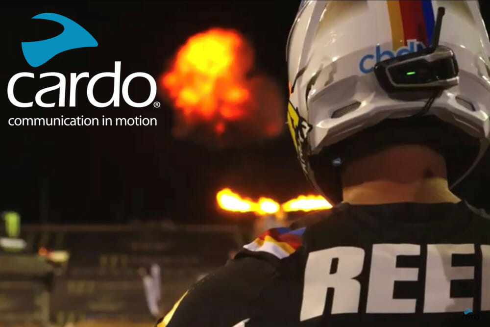 Jetwerx Inc. signs a multi-year agreement with Cardo Systems to be the exclusive communication partner of the Rockstar Energy Triple Crown Championship series for 2020 and beyond.