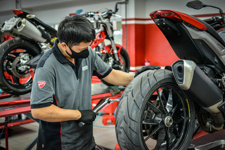 Ducati Cares Program Launched