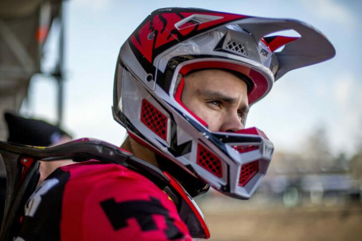 MXGP World Champion Tim Gajser