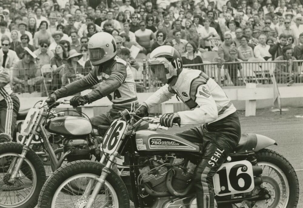 Celebrating 50 Years of the Harley-Davidson XR750: Part II of IV