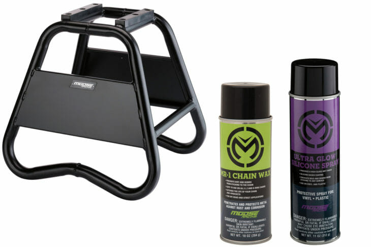 Moose Racing Bike Maintenance Products