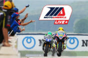 MotoAmerica Offering Free Trial To Live+