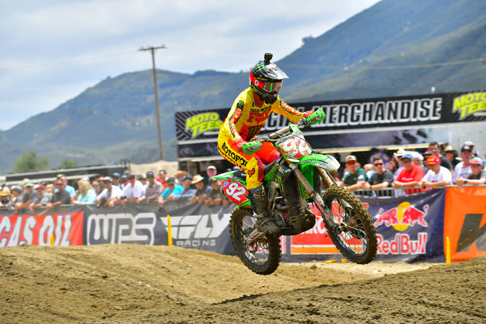 Supercross scheduling could get tricky when it comes to the 2020 outdoor MX Nationals.