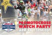 Join Pro MX in Helping Lucas Oil Donate 100,000 Meals to No Kid Hungry During the Pro Motocross Unadilla National Watch Party